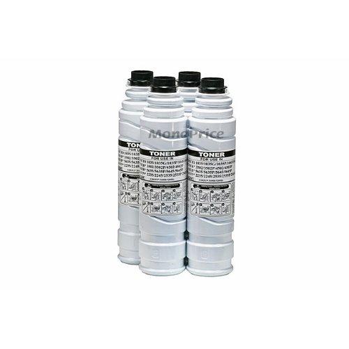 4 pack 550g ctg per ctn Toner 480-0157 for Lanier LD-035, LD-045, LD-135/SP, ...