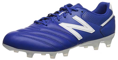 New Balance Men's 442 Team V1 Classic Soccer Shoe, Royal/White, 7 D US ()