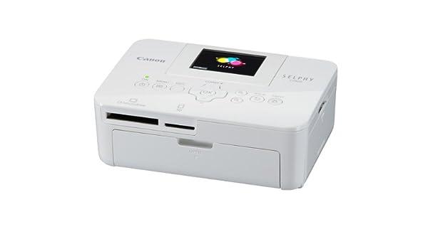 CANON SELPHY CP820 - blanco - Impresora fotográfica de ...