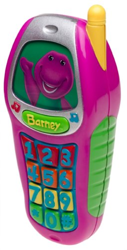 Barney Best Manners Phone -