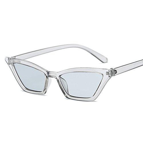 Retro gafas sol Ojo mujer de Gato de de de Sunglasses LAF2154 Gafas C6 LAF2154 gafas sol TL C4 pequeño wYnqC6RXx8