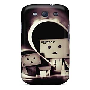 New Galaxy S3 Case Cover Casing(danbo Love)