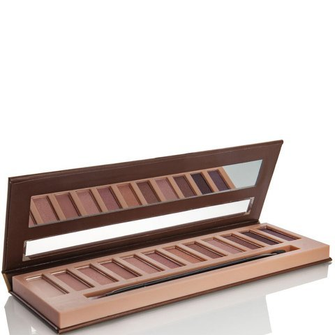 Bella Pierre Bellapierre Cosmetics 12 Eyeshadow Palette - Go Natural