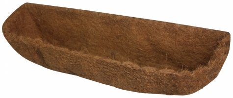 Austram 35057 36-Inch Pre-formed Trough Wall Planter CocoMoss Fiber Liner by Austram