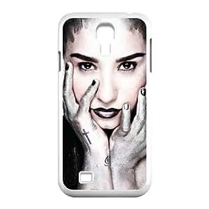 Samsung Galaxy S4 9500 Cell Phone Case White Demi Lovato SWL Hard Phone Case For Men