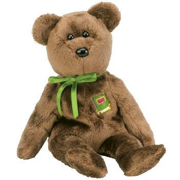 648c92852dc Image Unavailable. Image not available for. Color  Ty Beanie Babies William  - Bear (Closed Book UK Exclusive)