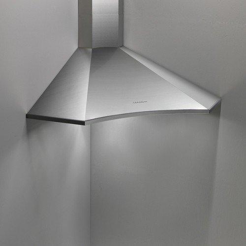 Falmec - Campana extractora con ángulo Elios de Acero ...