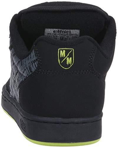 Etnies Skateboard Chaussures XL Vert de Barge Noir Homme wrwfPRz6q