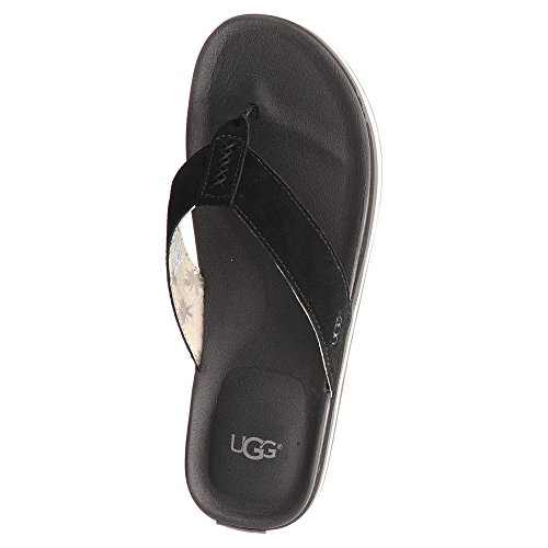 Noir Beach Black Chaussures Ugg Homme Sandales Tongues cqxAwwIUCS