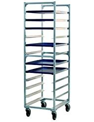 Newage Industrial 1333 Full Height Pan Rack 5 Space 12 Pan Capacity