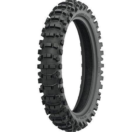 IRC iX09W 90/100-14 Rear Tire 121897