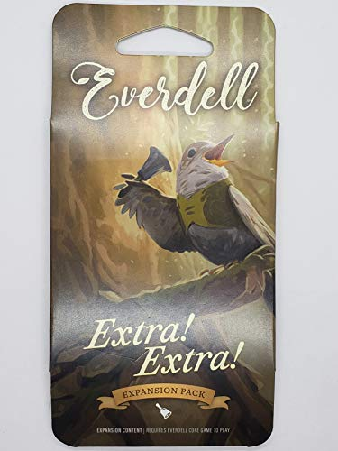 Everdell: Extra! Extra! Expansion Pack