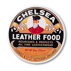 Chelsea Leather Food-Clear or Black