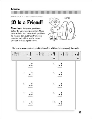 Amazon.com: Mental Math Kids Can't Resist!: Tips, Short-cut ...