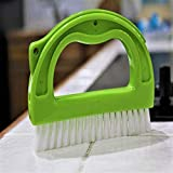 Star-Shopinc - Magic Cleaning Brushes Tile Grout Cleaner Cleaning Tool Tile Cracks Wash