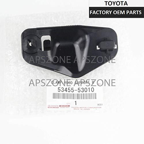 Toyota Genuine Parts 53455-53010 Lexus IS300 Hood Rod Support Clip