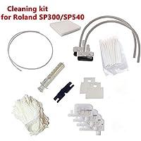 Inkjet Printer Cleaning Kit Maintenance Kit Tool for Roland SP-300 SP-540 Inkjet Printer