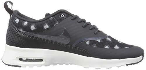 Print Thea White Nike Wmns Grey Da Sneakers Max dark anthracite summit wolf Air Black Donna Grey qtZIt