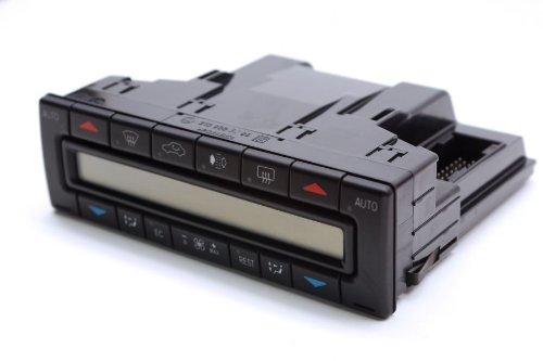 Climate Mercedes Control Benz (ProgRama Remanufactured W210 E430 E320 Climate Control Module, Heater A/C control unit)