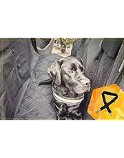 Bee more dog Hundedecke - abwaschbare Auto-Schondecke