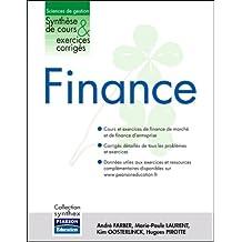 Finance (synt.cours/ex.corr.) sciences de gestion1