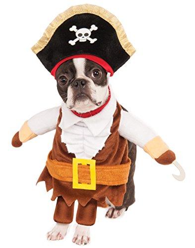 Rubie's Walking Pirate Pet Costume, Large ()