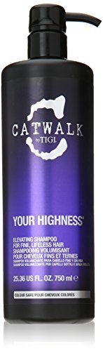 TIGI Catwalk Your Highness Volume Tween 25.36oz Volumizing Shampoo and Conditioner Duo