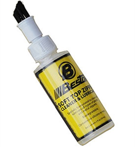 Bestop 1120600 S of t Top Zipper Cleaner & Lubricant Retail ()