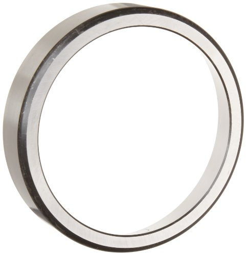 Timken 47620 Tapered Roller Bearing Outer Race Cup, Steel, Inch, 5.250