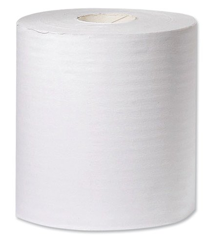 Tork AGT150-W Reflex Wiping Paper Plus, M4 System, 2-Ply, White (Pack of 6)