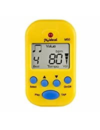 MChoice Electric Instrument metronome Digital LCD On Beat Tempo Guitar Music Timer