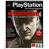 Playstation: The Official Magazine; (July 2008) Metal Gear Solid 4 (Guns of the Patriots; World Exclusive Review; PS3 Shooter; Silent Hill; SOCOM, Red Faction; Mercenaries 2)