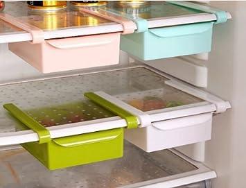 Verde 青 1 1 Youarebb Cucina Frigorifero Portatile Container Holder Storage Box