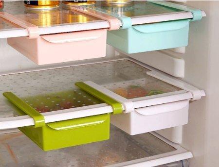 Kühlschrank Aufbewahrungsbox : Hot sale blau ausziehbares kühlschrank fresh aufbewahrungsbox casadeiy