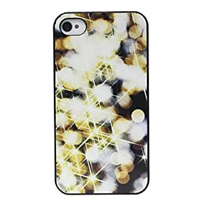 Shining Star Pattern Back Case for iPhone 4/4S
