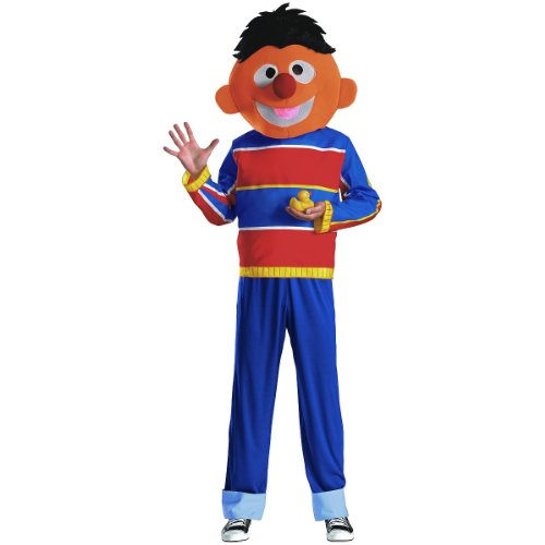 Disguise Mens Ernie Adult Costume