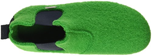Living Kitzbuhel Chelsea Boot, Zapatilla Altas Niños Verde (Emerald 441)