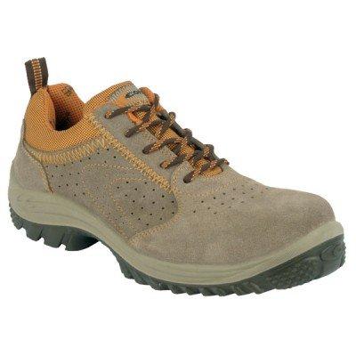 Cofra Salvador S1 P SRC-Scarpe di di sicurezza, taglia 40, colore: kaki