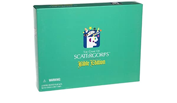 Scattergories: Bible Edition: Amazon.es: Juguetes y juegos