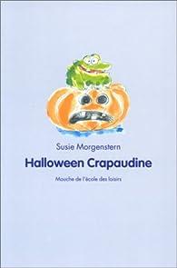 Halloween Crapaudine par Susie Morgenstern