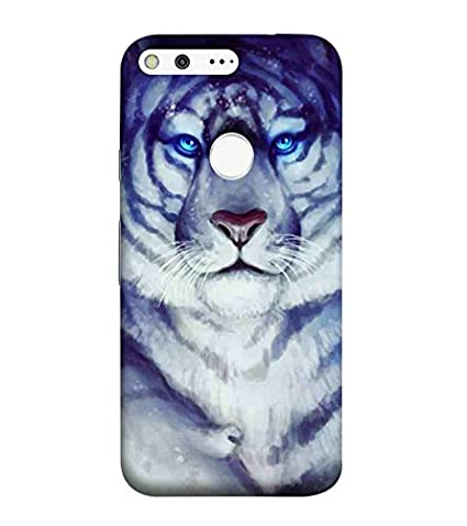 901ab3af650e For Google Pixel XL tiger Printed Cell Phone Cases: Amazon.in ...