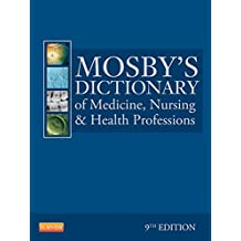 Mosby's Dictionary of Medicine, Nursing & Health Professions - eBook