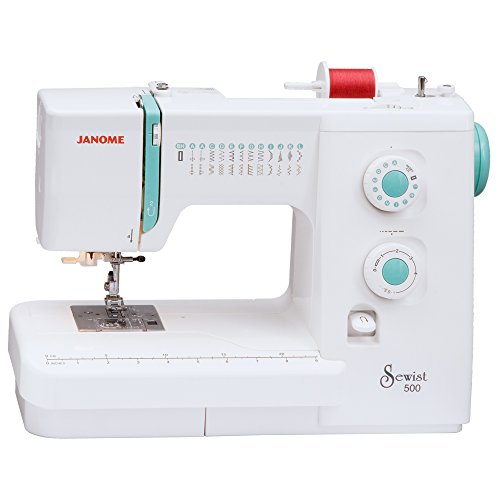 janome 500 sewing machine - 2