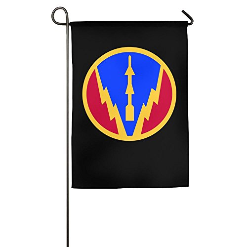 6th Air Defense Artillery Brigade Garden Flag 12 X 18 Inch Size For Holiday Seasonal Decoration