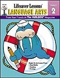 Lifesaver Lessons - Language Arts, Cynthia Holcomb, 1562341693