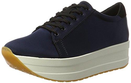 Vagabonde Damen Casey Blau Chaussures De Sport (bleu Fonc