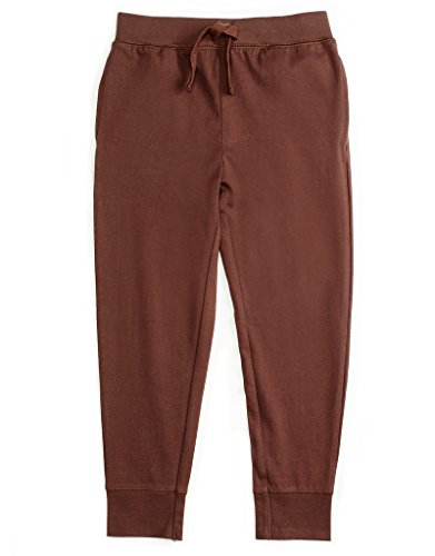 - Leveret Kids Boys Pants Brown Size 8 Years