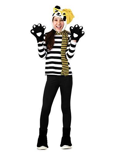 Princess Paradise Tween Hipster Panda Child's Costume, Tween 6-8 -