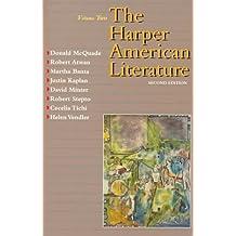 Harper American Literature, Volume II (2nd Edition)