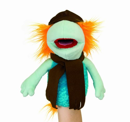 Manhattan Toy Fraggle Rock Boober Hand Puppet (Manhattan Scarf Company compare prices)